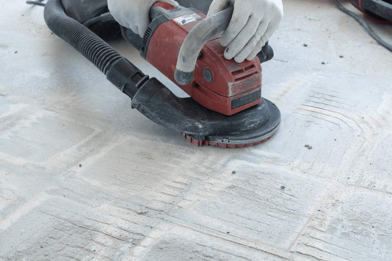 Elite Concrete Flooring - Preparation