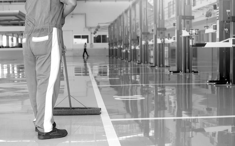 Elite Concrete Flooring - Warehouse Epoxy Flooring