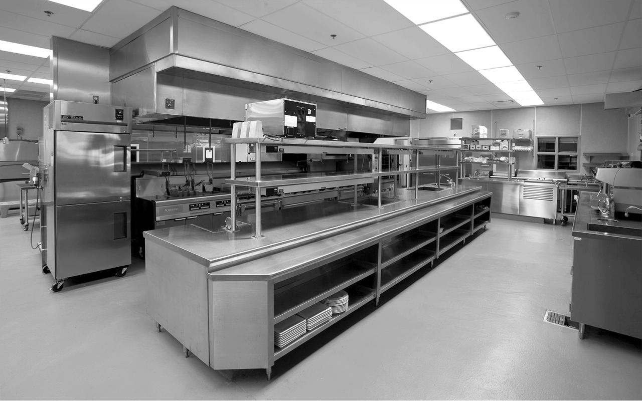 Elite Concrete Floors - Epoxy Kitchen & Food Industry Concrete Floors